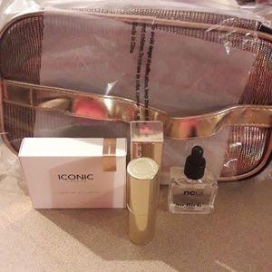 New, lipstick becca, iconic, ncla